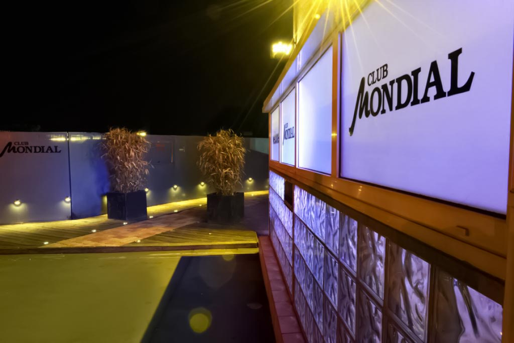 Mondial Club - Haus